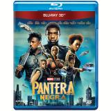 Pantera Negra (Blu-Ray 3D) - Chadwick Boseman