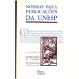 Normas para Publicacoes da Unesp:dissertacao E... - Vários autores