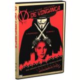 V de Vingança (DVD) - Vários (veja lista completa)