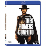 Três Homens em Conflito (Blu-Ray) - Clint Eastwood