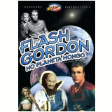 Flash Gordon no Planeta Mongo (DVD)