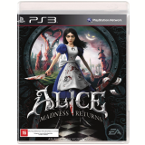 Alice Madness Returns (PS3) -
