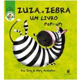 Zuza, a Zebra - Kes Gray