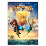 Tinker Bell - Fadas E Piratas (DVD) - Christina Hendricks