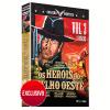 Box Western - Os Heróis do Velho Oeste - Vol. 3 - Exclusivo  (DVD)