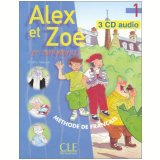 Alex Et Zoe Et Compagnie 1 - 3 CD´S Classe - Collectif