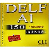 Delf A1 - 150 Activites - Cd Audio - Sabatelli