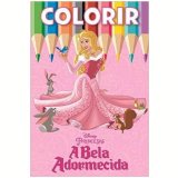 Disney Colorir Medio - A Bela Adormecida - Jefferson Ferreira