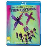 Esquadrão Suicida - Versão Estendida - Cópia Digital (Blu-Ray) - Will Smith, Viola Davis, Jared Leto