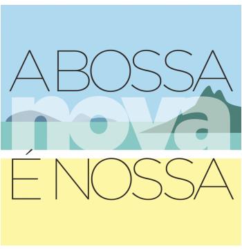 A Bossa Nova É Nossa (CD)