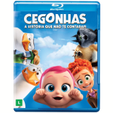 Cegonhas (Blu-Ray) - Vários (veja lista completa)