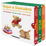 Caixa - Toque E Descubra (3 Vols.)