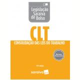 CLT - Consolidação das Leis do Trabalho (Edição de Bolso) - Editora Saraiva