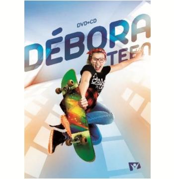Débora Schmitz - Débora Teen (Digipack) (CD) + (DVD)