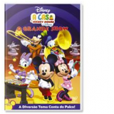 A Casa do Mickey Mouse - O Grande Show (DVD) -