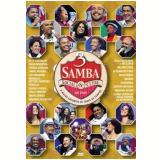 Samba Social Clube Ao Vivo - Volume 3 (DVD) - Vários (veja lista completa)