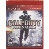 Call of Duty: World at War (PS3) -
