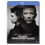 Millennium - Os Homens Que Não Amavam As Mulheres (Blu-Ray) - Christopher Plummer, Daniel Craig