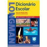 Longman Dicionario Escolar - Guia De Ingles Para Eventos Esportivos - Acompanha Cd-rom - Longman