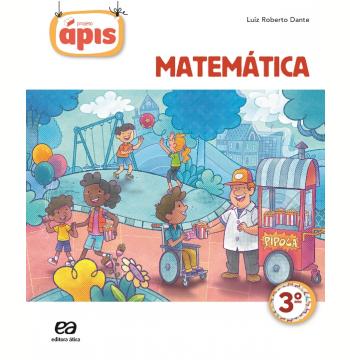 Projeto Ápis - Matemática - 3º Ano - Ensino Fundamental I