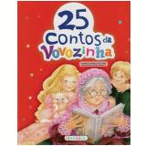 25 Contos Da Vovozinha - Capa Vermelha - Carlos Busquets