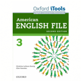 American English File 3 Itools - Second Edition (CD) -