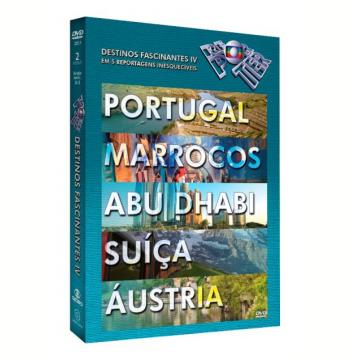 Globo Repórter – Destinos Fascinantes IV (DVD)