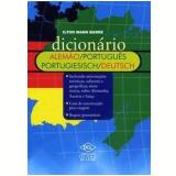 Dicionário Alemão - Portugues / Portugiesisch - Deutsch - Ilton Mann Barre