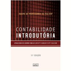 Livros - Contabilidade Introdutória ( Livro - texto ) - Equipe de Professores ( FEA USP ) - 9788522458158