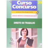 Curso E Concurso (vol.29) - Direito Do Trabalho - Edilson Mougenot Bonfim
