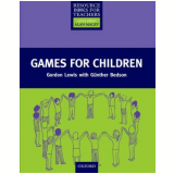Games For Children - Resource Book For Teachers -