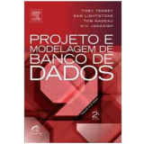 Projeto E Modelagem De Banco De Dados - Toby Teorey