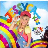 Jessyca Kids - Jornal Da Alegria (CD) - Jessyca Kids