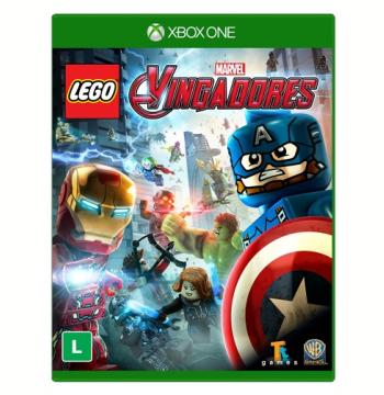 Lego Marvel Vingadores (Xbox One)