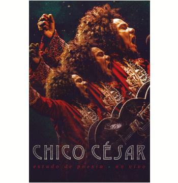 Chico Cesar - Estado de Poesia (ao Vivo) (DVD)