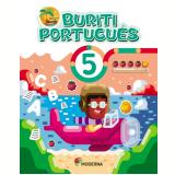 Buriti - Português - 5º Ano - Editora Moderna