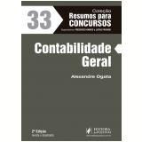 Contabilidade Geral (Vol. 33) - Frederico Amado, Lucas Pavione, Alexandre Ogata