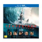 Tempestade - Planeta Em Fúria (Blu-Ray 3D + Blu-Ray) - Vários (veja lista completa)