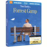 Forrest Gump - Steelbook (Blu-Ray) - Robin Wright, Tom Hanks