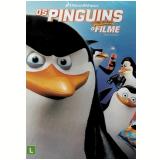 Os Pinguins de Madagascar - O Filme (DVD) - Tom Mcgrath, John Malkovich