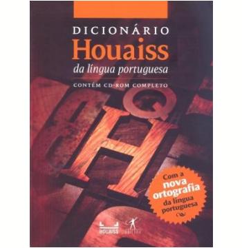 Novo Dicionário Houaiss da Língua Portuguesa