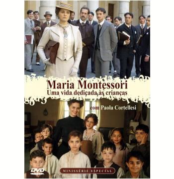 Maria Montessori - Uma Vida Dedicada às Crianças (DVD)