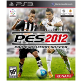 Pro Evolution Soccer 2012 (PS3) -