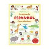 Eu Aprendendo Espanhol Com Adesivos - Frascesca Allen, Kasia Dudziuk