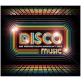 Box - Disco Music - Trylogy (3 Cds) - Varios (CD) -