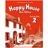 Happy House 2 - Activity Book With Multirom Pack New Edition -