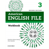 American English File 3 - Workbook With Ichecker - Second Edition -