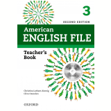 American English File 3 - Second Edition Super: Teachers Pack -