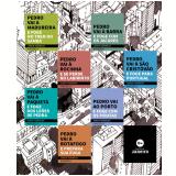 Caixa Especial Pedro Fugiu De Casa (7 Volumes) - Elloar Guazzelli, Jorge Nóbrega
