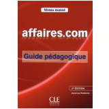 Affaires.Com Guide Pedagogique - Jean-luc Penfornis